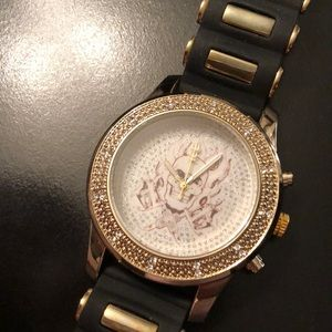 Accessories - Ice Nation skull watch